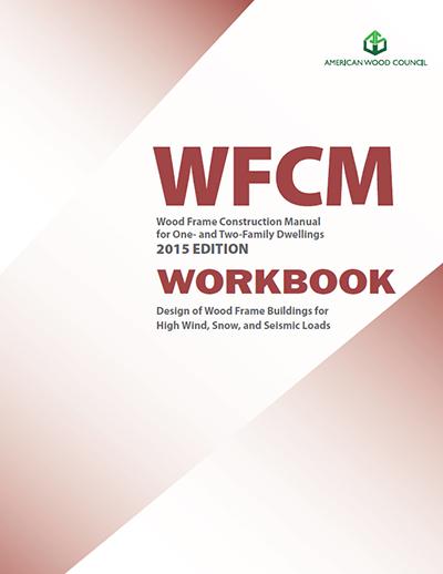 2015 WFCM Workbook Cover